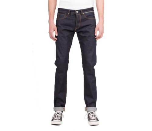 B-01 Slim 15oz Indigo Selvedge