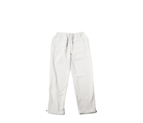 Fleece Super Easy Pants (White)