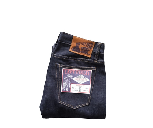 Left Field - Charles Atlas Jean Cone Mills 13oz