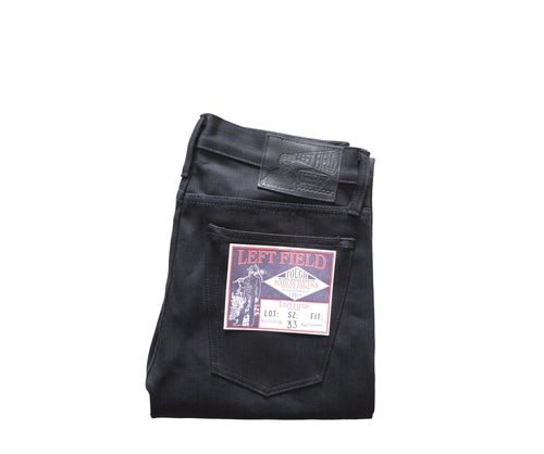 Left Field - Black Maria Chelsea Jean 14oz