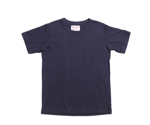 Left Field - Indigo Pocket Tee