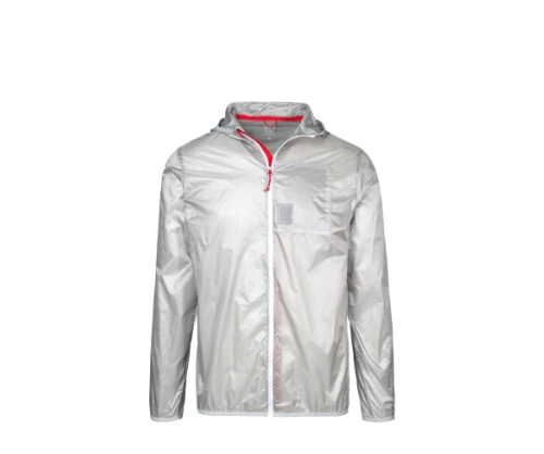 Ultralight Jacket - Silver