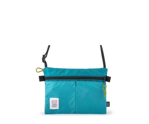 Accessory Shoulder Bag - Turquoise