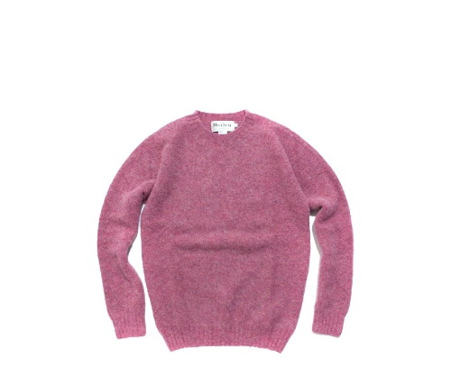 Shaggy Dog Crew Neck Sweater / Cottage
