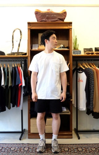 Pocket T-Shirts - White
