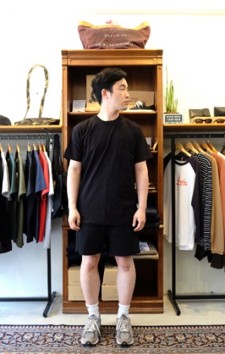 Pocket T-Shirts - Black