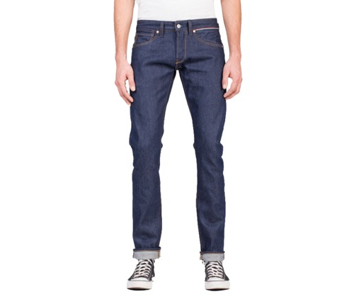 B-01 Slim 13oz Indigo Selvedge